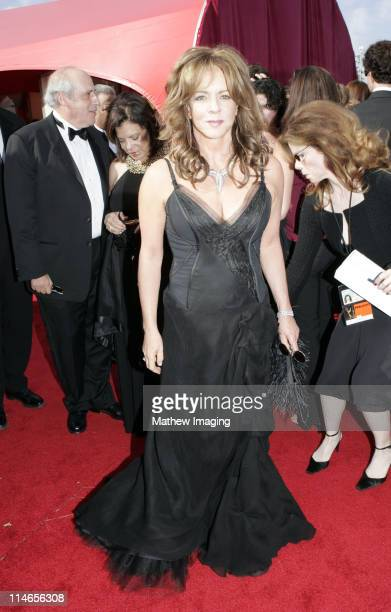 Stockard Channing during 57th Annual Primetime Emmy Awards Red Carpet at The Shrine in Los Angeles California United States