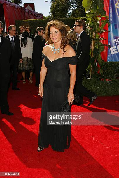 Stockard Channing during 58th Annual Primetime Emmy Awards Arrivals at Shrine Auditorium in Los Angeles California United States