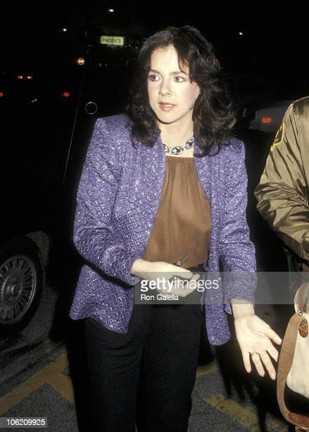 Stockard Channing during Taping of 'The Merv Griffin Show' at Metromedia Square in Los Angeles California United States