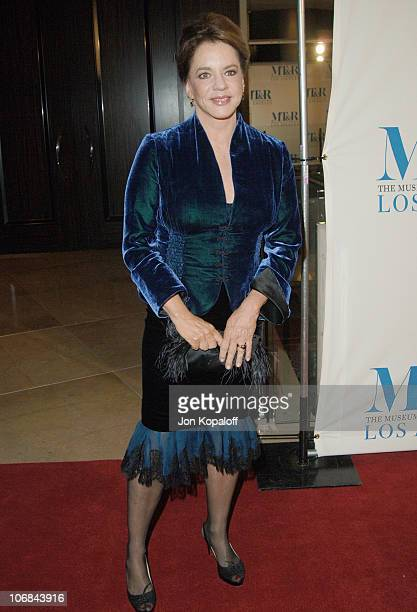 Stockard Channing during The Museum of Television Radio Honors Peter Chernin and John Wells with the Annual Los Angeles Gala at Beverly Hilton Hotel...