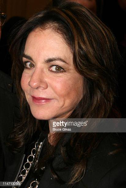Stockard Channing during 'The Year of Magical Thinking' Broadway Opening Night at The Booth Theatre in New York City New York United States