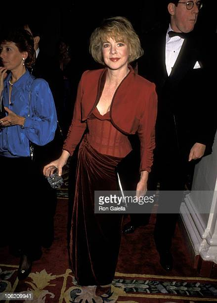 Stockard Channing during Vignettes of Venice Gala at Plaza Hotel in New York City New York United States