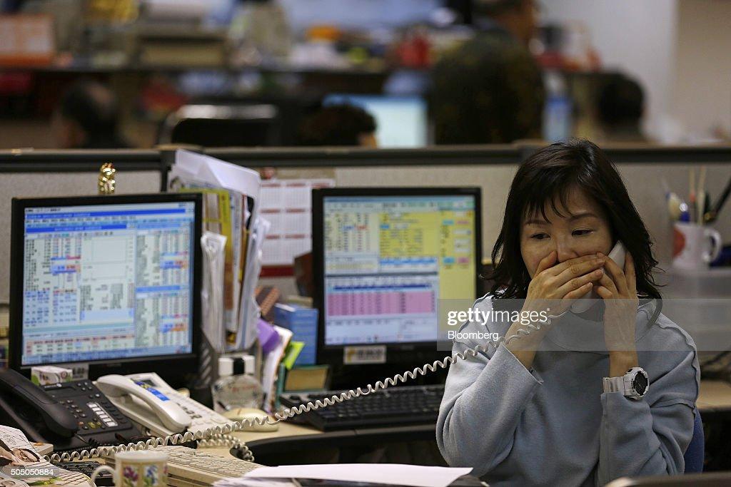 Trainee stock broker hong kong