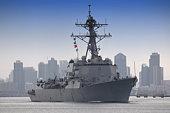 USS Stockdale (DDG-106) US Navy Destroyer