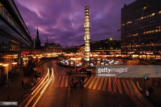 La ciudad de Estocolmo