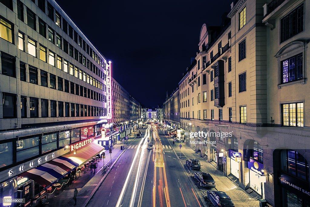 Stockholm, Kungsgatan