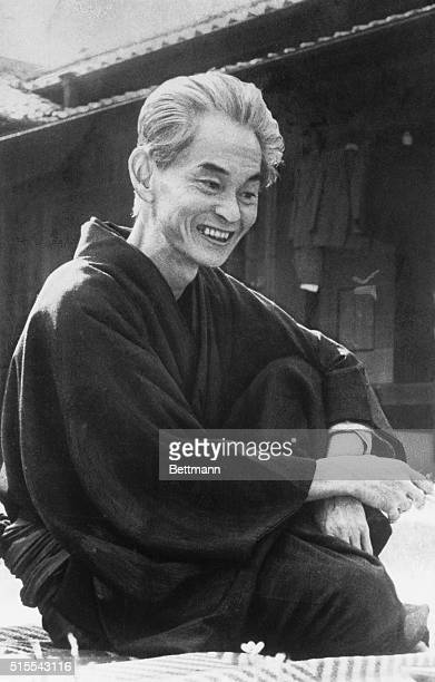 Nobel Prize Winner Yasunari Kawabata the 69yearold novelist his countrymen call 'Japan's Human Treasure' was awarded the 1968 Nobel prize in...