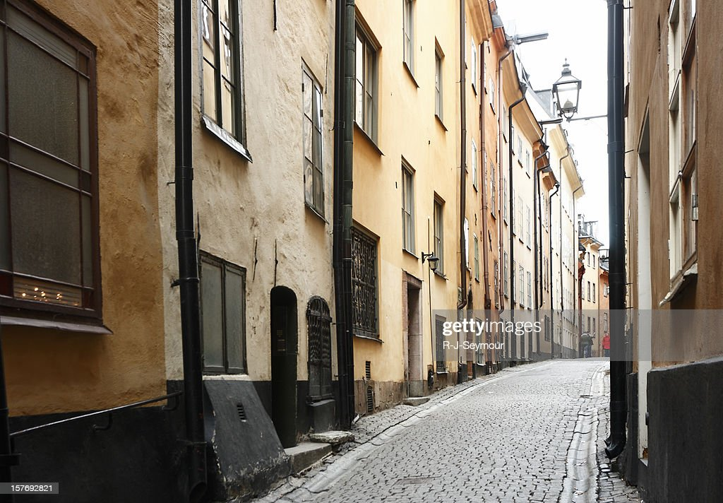 Stockholm Old-Town