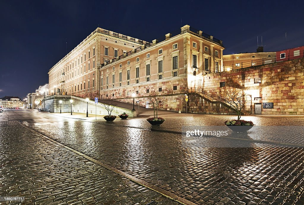 Stockholm Royal Palace Stock Photo Getty Images