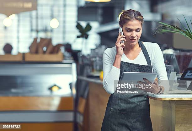 Stocking up on store essentials
