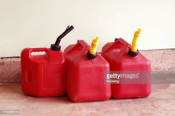 Deposito di benzina