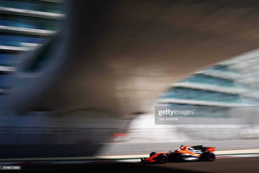 F1 Grand Prix of Abu Dhabi - Qualifying