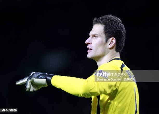 Stoke City's Asmir Begovic