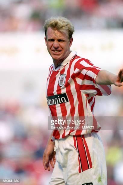 Stoke City's David Oldfield