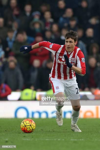 Stoke City's Philipp Wollscheid