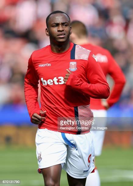 Stoke City's Saido Berahino