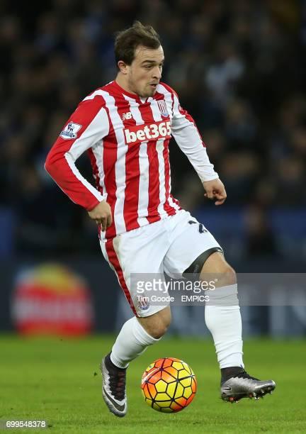 Stoke City's Xherdan Shaqiri