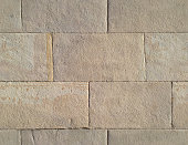 Seamless texture with a stone ashlars wall.