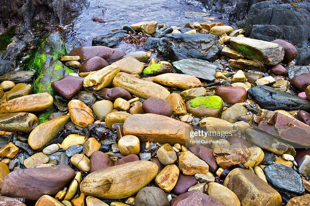 Stone at Achill Island County Myao Ireland