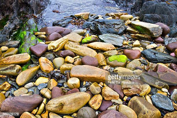 Stone at Achill Island County Myao Ireland