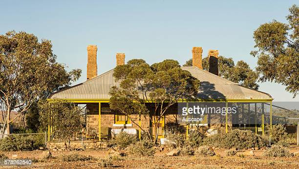 Stone cottage in Beltana The town was established in the 1870s with nearby copper mining It grew with the arrival of the Overland Telegraph Line and...