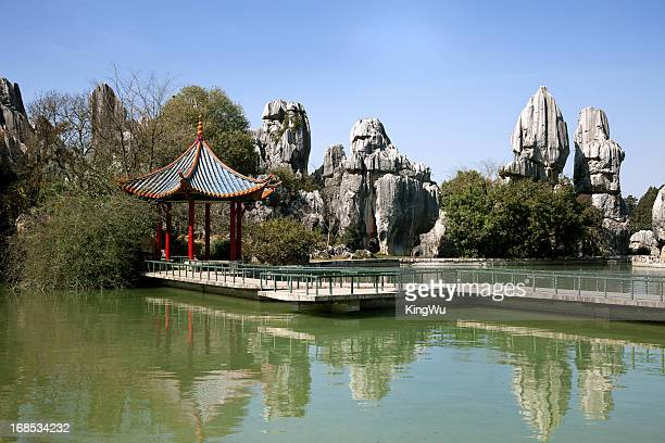 Stone Forest in China