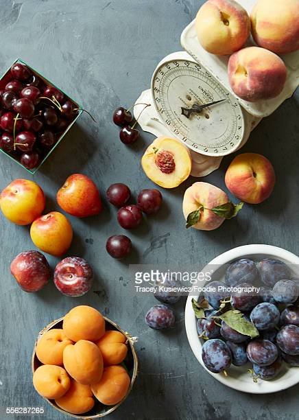 Stone Fruit still life