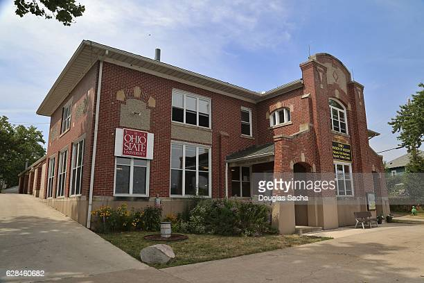 Stone Research Laboratory, Ohio State University, South Bass Island, Put in Bay Village, Ohio, USA