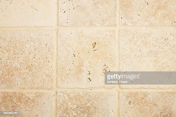 Les dalles de pierre