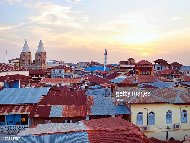 Stone Town Roofscape