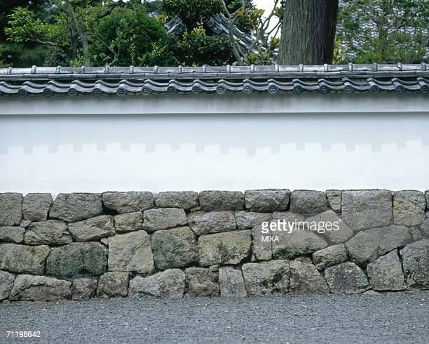 Stone wall, Japan
