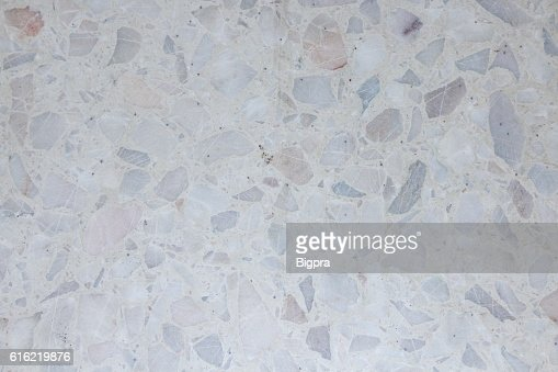 stone wall texture, Terrazzo Floor Background. : Bildbanksbilder