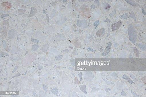 stone wall texture, Terrazzo Floor Background. : Photo