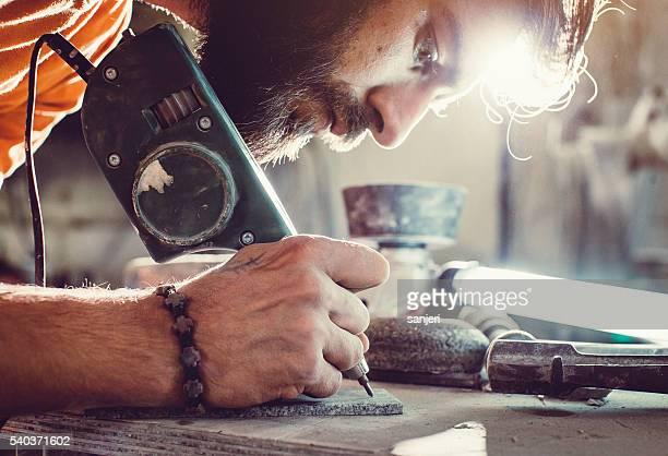 Stonecutter で作業