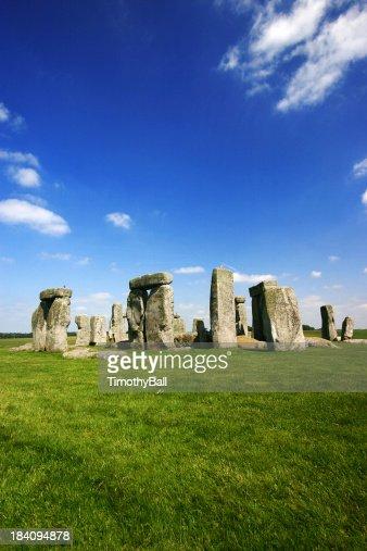 Stonehenge in Summer