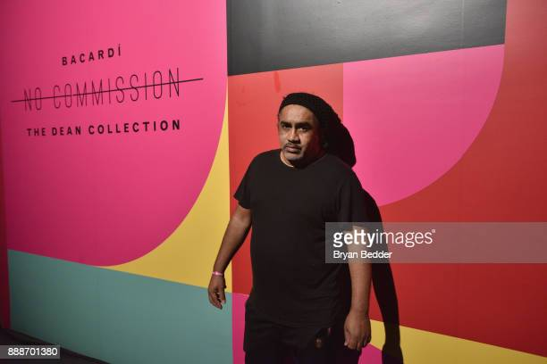 Stonelove attends BACARDI Swizz Beatz and The Dean Collection bring NO COMMISSION back to Miami to celebrate 'Island Might' at Soho Studios on...