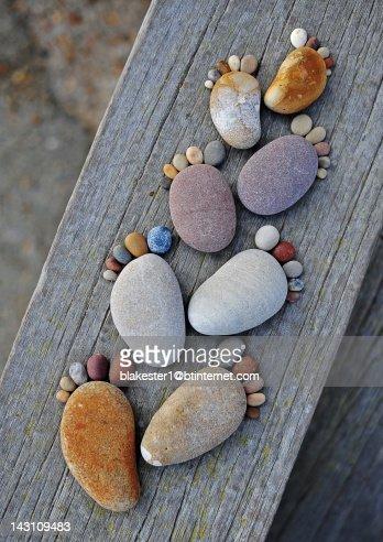 Stones and pebble : Photo