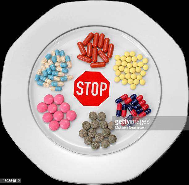 Stop for tablets