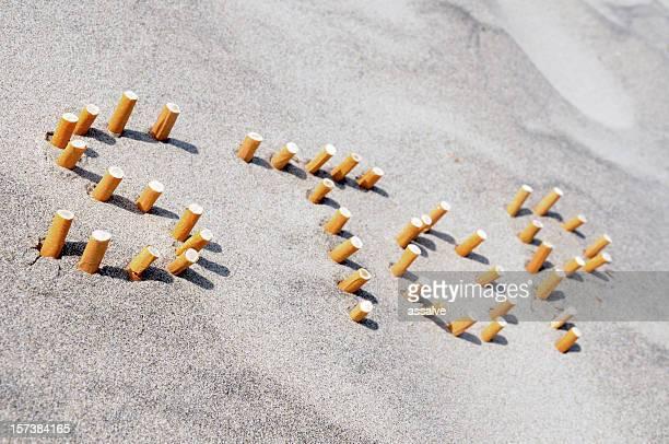 Deje de fumar