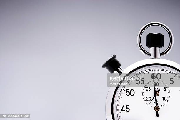 Stop watch, close-up