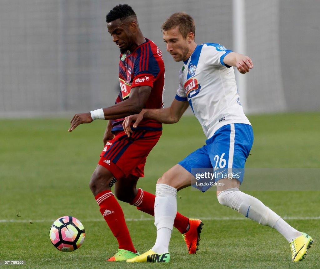 s et images de MTK Budapest v Videoton FC Hungarian OTP