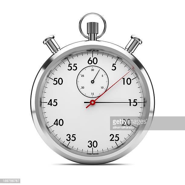Chronomètre Vue de face