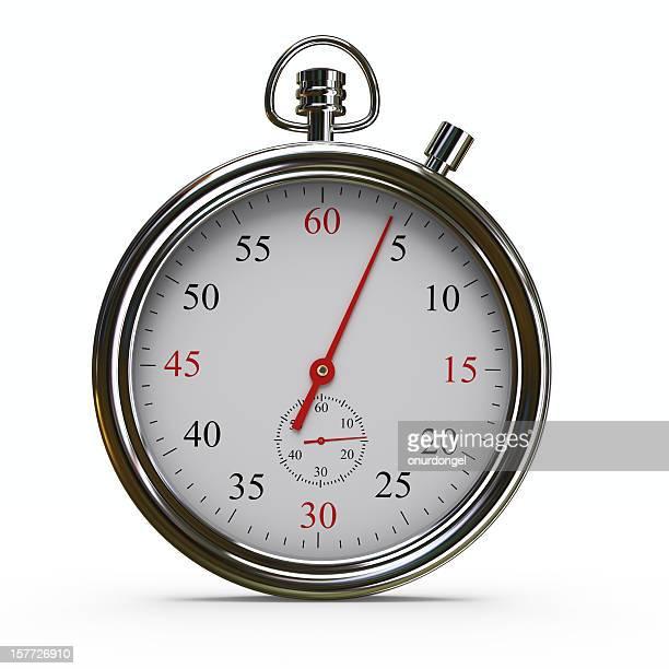 Cronometro con Clipping Path