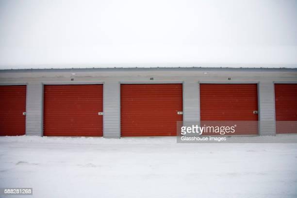 Storage Garage Units