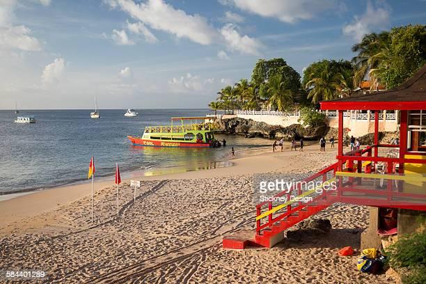 Store bay tobago glass bottom boat Caribbean