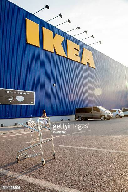 IKEA Store Building izmir Turkiye