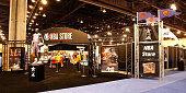NBA store opens for business at Jam Session presented by Adidas during the NBA All Star Weekend February 1 2009 in Phoenix Arizona NOTE TO USER User...