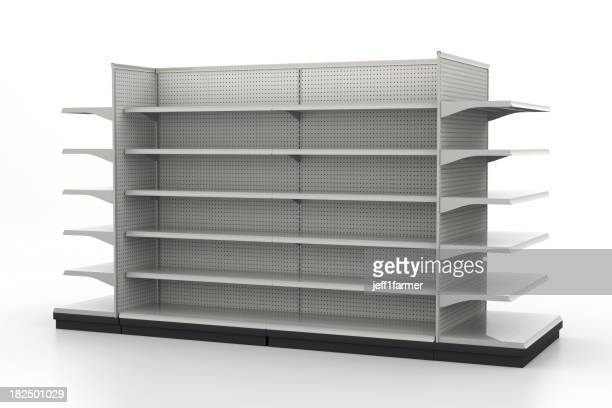Store Shelves - Retail Environment