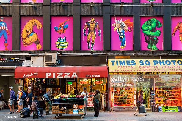 Stores in New York