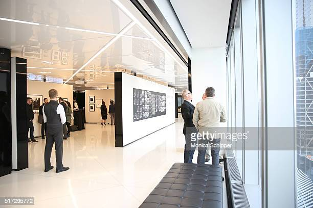 Stories Untold Conde Nast Collection Presented By Getty Images Opening Celebration at The Conde Nast Gallery on March 24 2016 in New York City